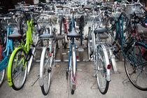 Bicycle parking von holka