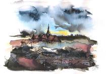 The sinking village von Aniko Hencz