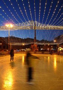 Skating-rink by Hana Bílková