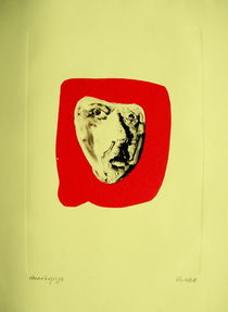 Face1 by Ivana Vasic Nikolic