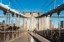 Brooklyn Bridge von Markus Hartmann