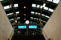 Berlin Ostbahnhof  by Bastian  Kienitz