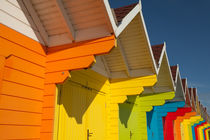 Scarborough Beach Huts 2 von Martin Williams