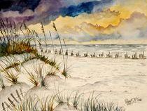 Destin Beach  by Derek McCrea