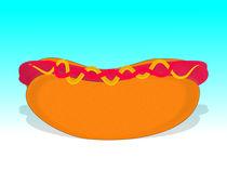 Pop Hot Dog by Ricardo de Almeida