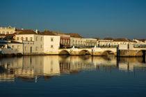 Tavira in Algarve, Portugal by Kelly Love