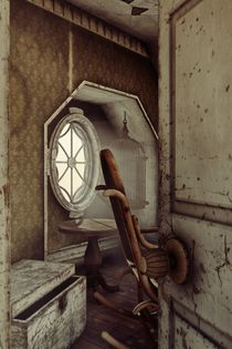 The Old Shabby Room by Liam Liberty