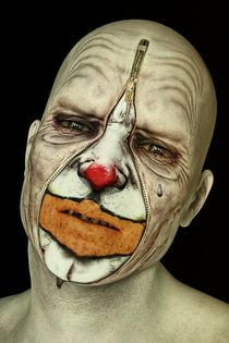 Behind The Mask - The Tears of a Clown von Liam Liberty