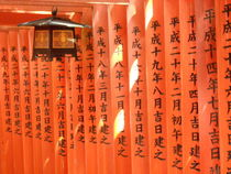 Fushimi Inari #1 by Sergio Cabrera