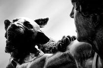 Panther und Hirte von Bastian  Kienitz