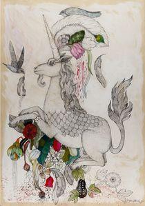 Unicorn by Justyna Stoszek