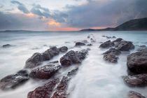 Osmington Mills Ledges by Chris Frost