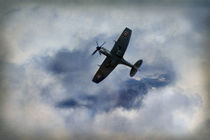 Clipped Wing Spitfire by jason green