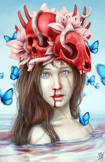 Scars von Magdalena Saramak