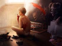 Inner demons by Magdalena Saramak