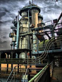 Industriepark Duisburg Hochofen by Thomas Zimberg