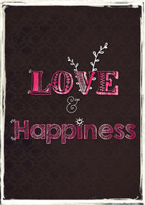Love & Happiness by Sybille Sterk