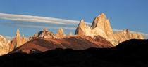 Mount Fitz Roy, Los Glaciares NP, Patagonia von Tom Dempsey