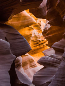 Antelope Canyon Navajo Tribal Park, Page, Arizona von Tom Dempsey