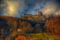 'Gichburg im Herbst ' by Bamberg Photoart