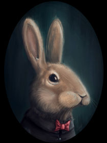Mr.Rabbit by Renato Klieger Gennari