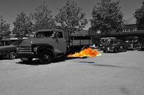1956 Opel Blitz Colorkey von Mark Gassner