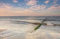 Rügen - Ostsee Strandimpression von Simone Splinter