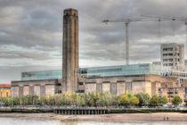 Tate Modern by Dan Davidson