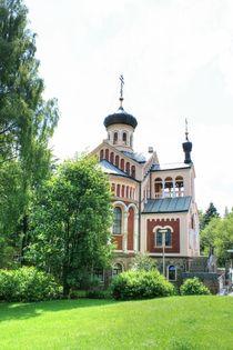 Orthodoxe Kirche von britty