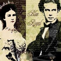 Blue Royal by Elke Sommer