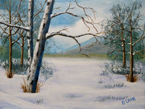 Winter Birch by Bob Lamb