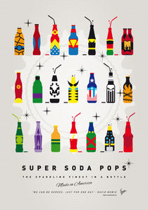 My SUPER SODA POPS Univers von chungkong