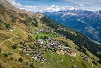 Riederalp Wallis Schweiz by Matthias Hauser