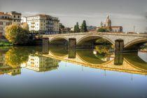 River Arno by John Williams