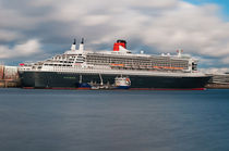 Queen Mary 2 IV by elbvue