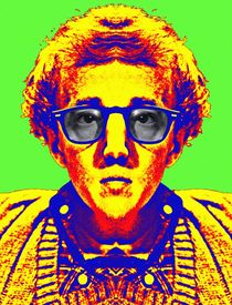 Woody Allen, alias by Art Cinema Gallery