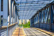 Steel bridge by slavamalai