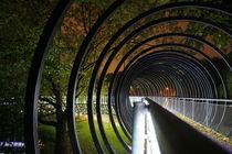 Zeit-Tunnel by Bettina Thieme
