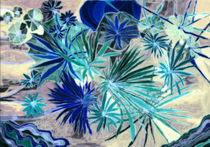 'Marmorblumen / Marbleflowers' by Claudia Juliette Dittrich