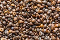 Kaffee Hintergrund von Tatjana Walter
