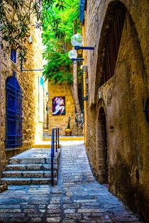 The old narrow small streets  von slavamalai