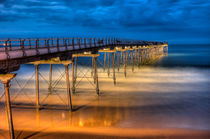 Saltburn Pier, Yorkshire by Martin Williams