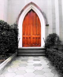 Doorway to Heaven by O.L.Sanders Photography