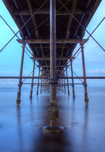 Saltburn Pier by Martin Williams