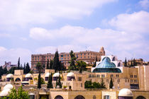 View of Jerusalem City  von slavamalai