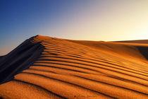 A sea of dunes - Un mar de dunas by Víctor Bautista