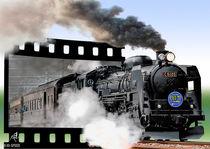 Lokomotive von Wolfgang Pfensig