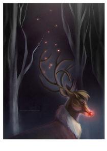 Rudolph by half-ralf