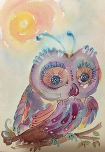 Lucis Owl by linpacific