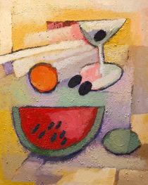 Melone Martini von Lutz Baar